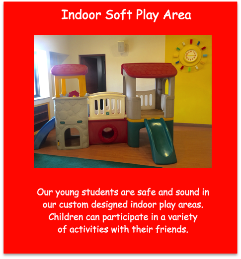 Indoor Soft Play Areas