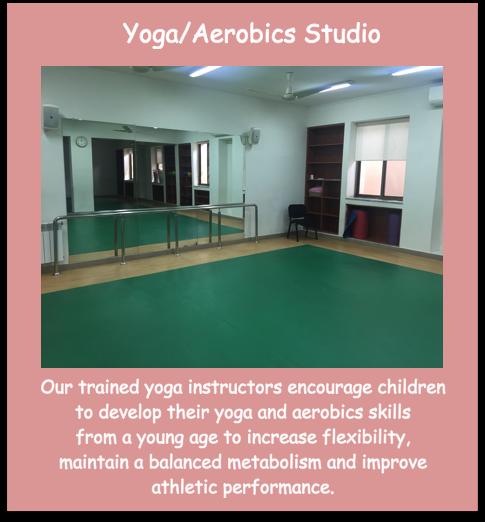 YogaAerobics Studios